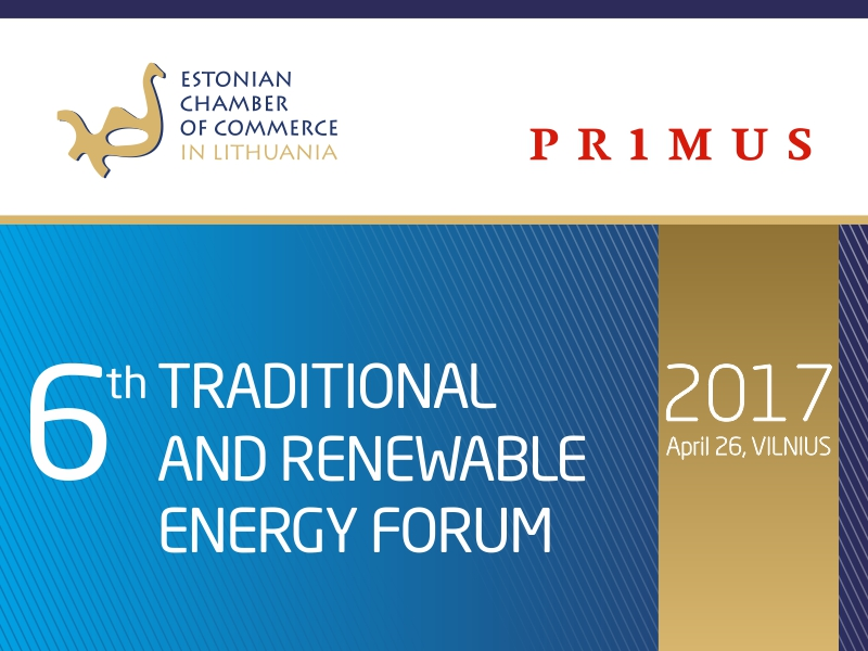 Relevant energy issues discussed at the 6th Traditional and Renewable Energy Forum