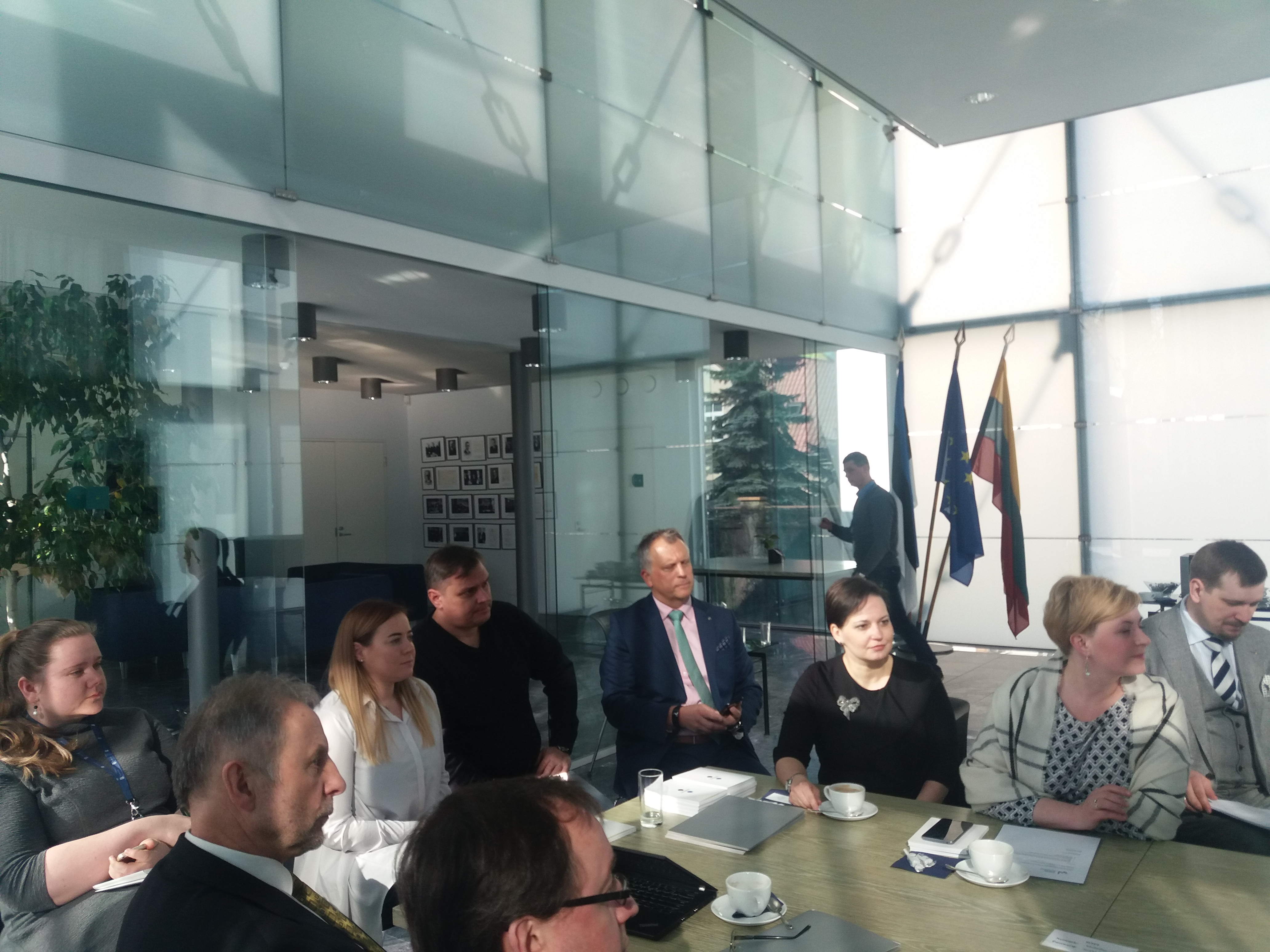 AGM of Members of the Estonian Chamber of Commerce in Lithuania