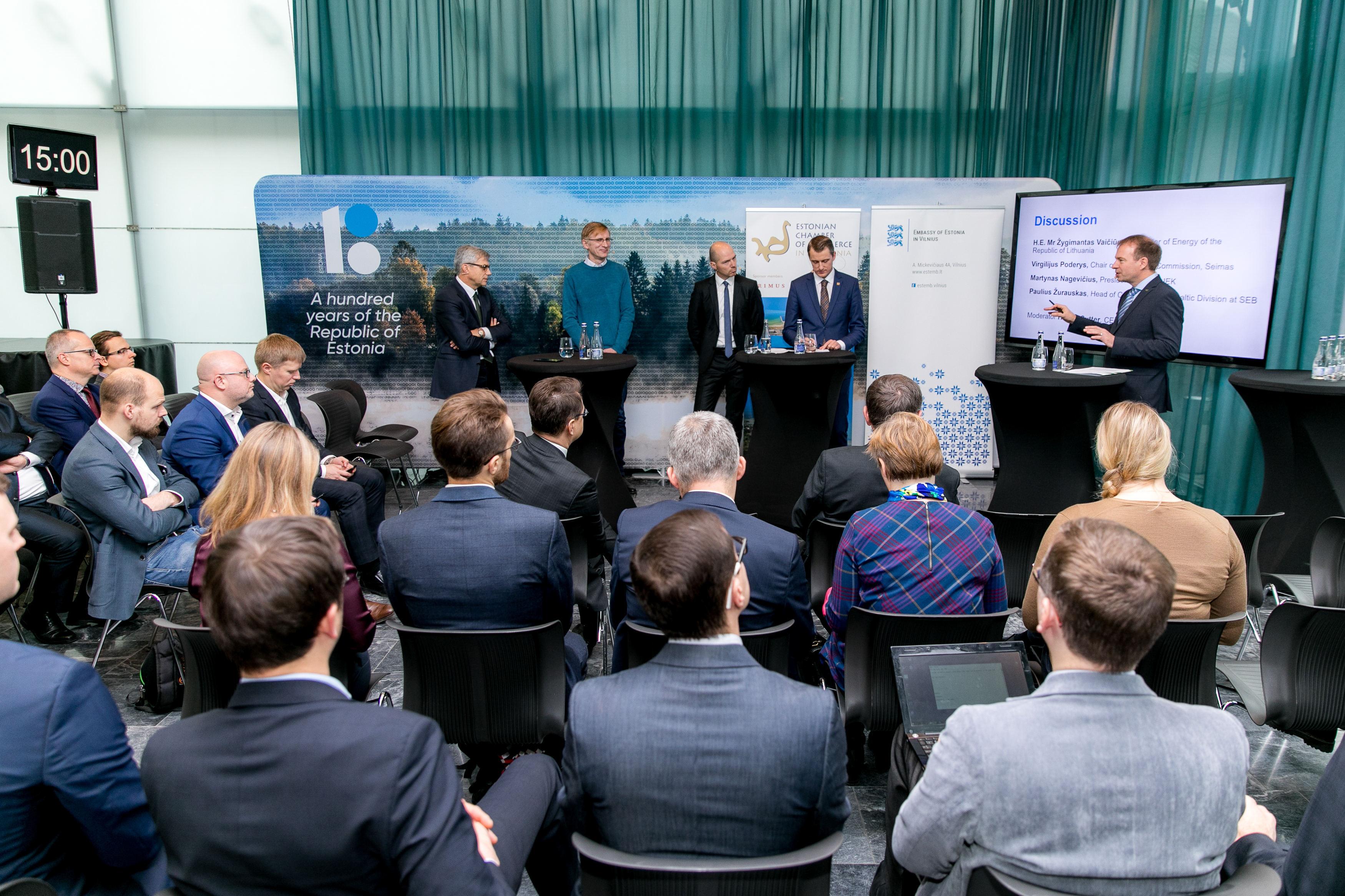 Roundtable on Renewable power in the Baltic Sea Region, November 28, 2018